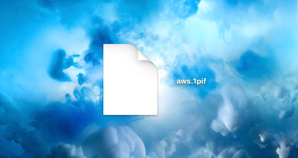 AWS の credentials csv を 1Password に取り込む CLI ツール